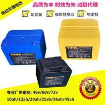 48v 12ah三元锂电池组