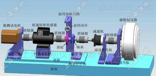 无线旋转轴扭矩轴功率检测仪20-200N.m