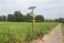 wx户外农用太阳能杀虫灯灭蚊灯