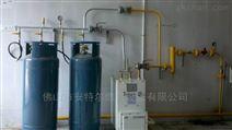 管道结冰结霜安装中邦坐立式100kg汽化器