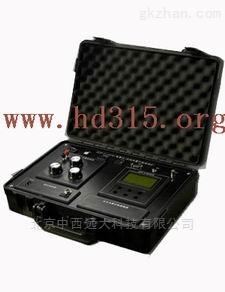 中西便携式PH计型号:YZ27-SDF-II