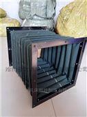 优质方形法兰帆布伸缩软连接生产厂家