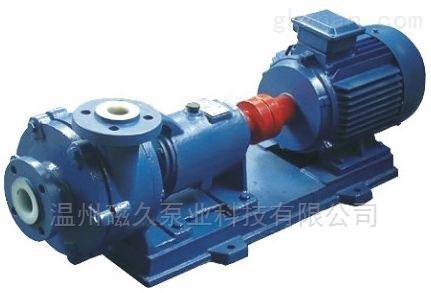 UHB-ZK耐腐蚀耐磨酸碱砂浆化工泵