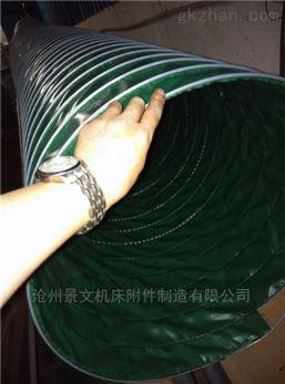 环保机械设备密封粉尘输送伸缩软连接价格