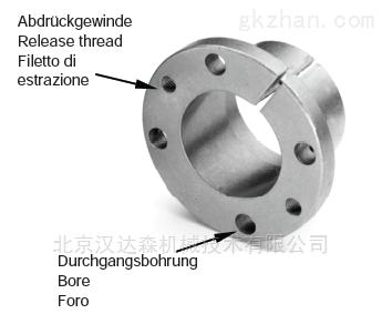 德国原厂BIKON 1011涨套