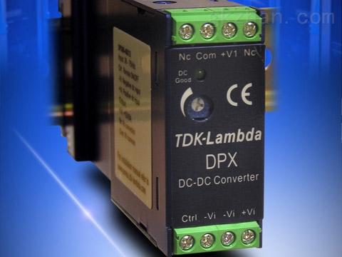 DC/DC导轨电源DC3.3V输出系列DPX60-24S3P3