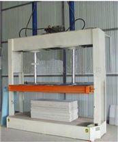 固化型保温装饰一体板设备性能特点