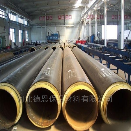 江苏钢套钢聚氨酯发泡复合保温管施工单位