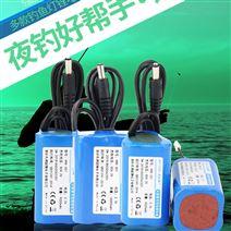 3.7V钓鱼灯锂电池