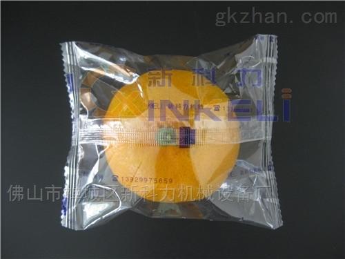 单个精装脐橙包装机