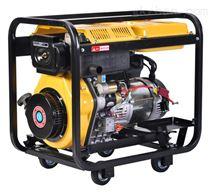 5kw家用小型柴油发电机组YT6800E