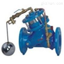广腾液压水位控制阀  广腾活塞式遥控浮球阀