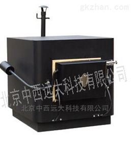中西特价箱式电阻炉带温控仪型号:403020