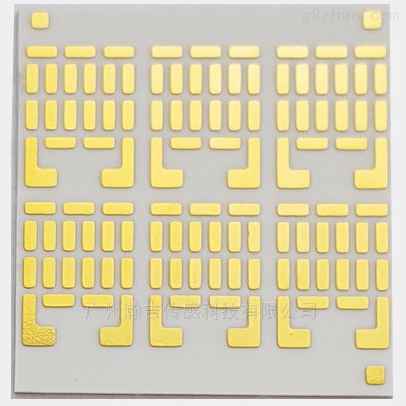 陶瓷电路板 陶瓷电路板 图形镀金锡 dpc 氮化铝线路板