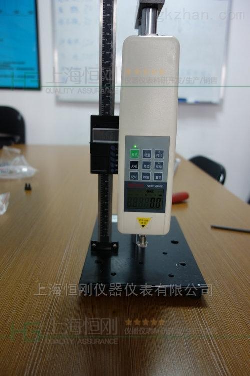 螺旋式拉压力测试台0-50KG(0-500N )