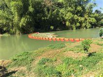 河道拦污浮筒 库区拦截浮体