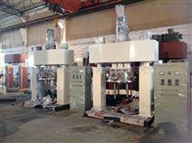 深圳强力分散机 中性硅酮耐候胶生产设备