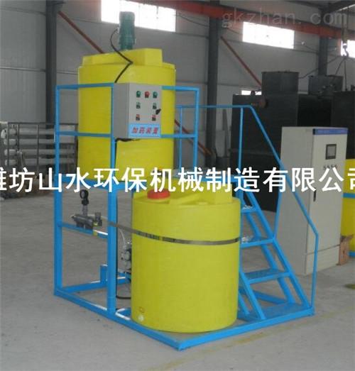 内蒙古巴彦淖尔一体化溶解加药装置厂家自主研发生产