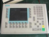 西门子OP270显示花纹维修|操作面板OP270维修|控制面板OP270黑屏维修|操作屏维修|白屏