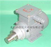 中西 微型磁力驱动泵 型号:PS07-MG3006 A/B