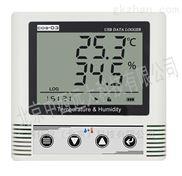中西温湿度记录仪 型号:COS-03-0