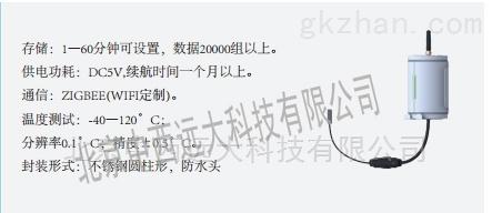 中西无线土壤温度传感器库号:M23320