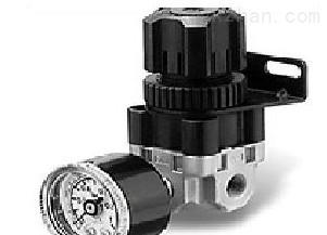 带压力表的SMC过滤减压阀,四川AW40-03BG-A