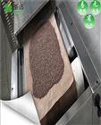 微波黑小麦熟化设备隧道式连续24小时生产