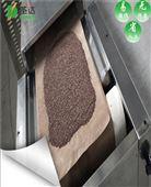 黑小麦微波熟化设备隧道式五谷杂粮熟化机