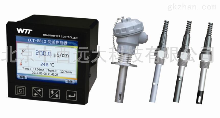 中西在线电导率仪  型号:JX1-CCT-8301A