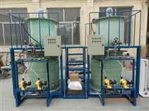 山东淄博pam一体化加药装置电气控制系统