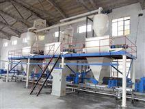 FS免拆复合保温板设备生产线全封闭式生产