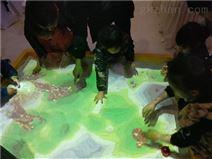 互動沙池投影