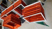 济南造纸机械设备方形软连接