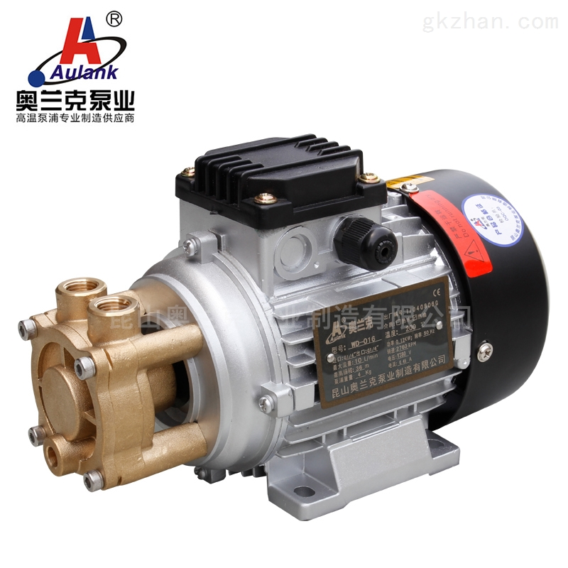 燃气蒸汽发生器热水循环泵