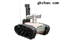 RXR-C6BD消防偵察機器人