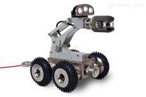 管道及大空间爬行机器人