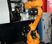 CNC上下料机械手
