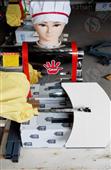 新款调速款刀削面机器人