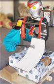 新型奥特曼刀削面机器人
