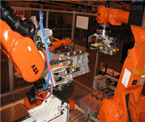 装配机器人应用(发动机)