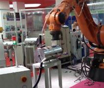 打磨抛光机器人应用(轴心)