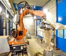 打磨抛光机器人应用(铰刀)