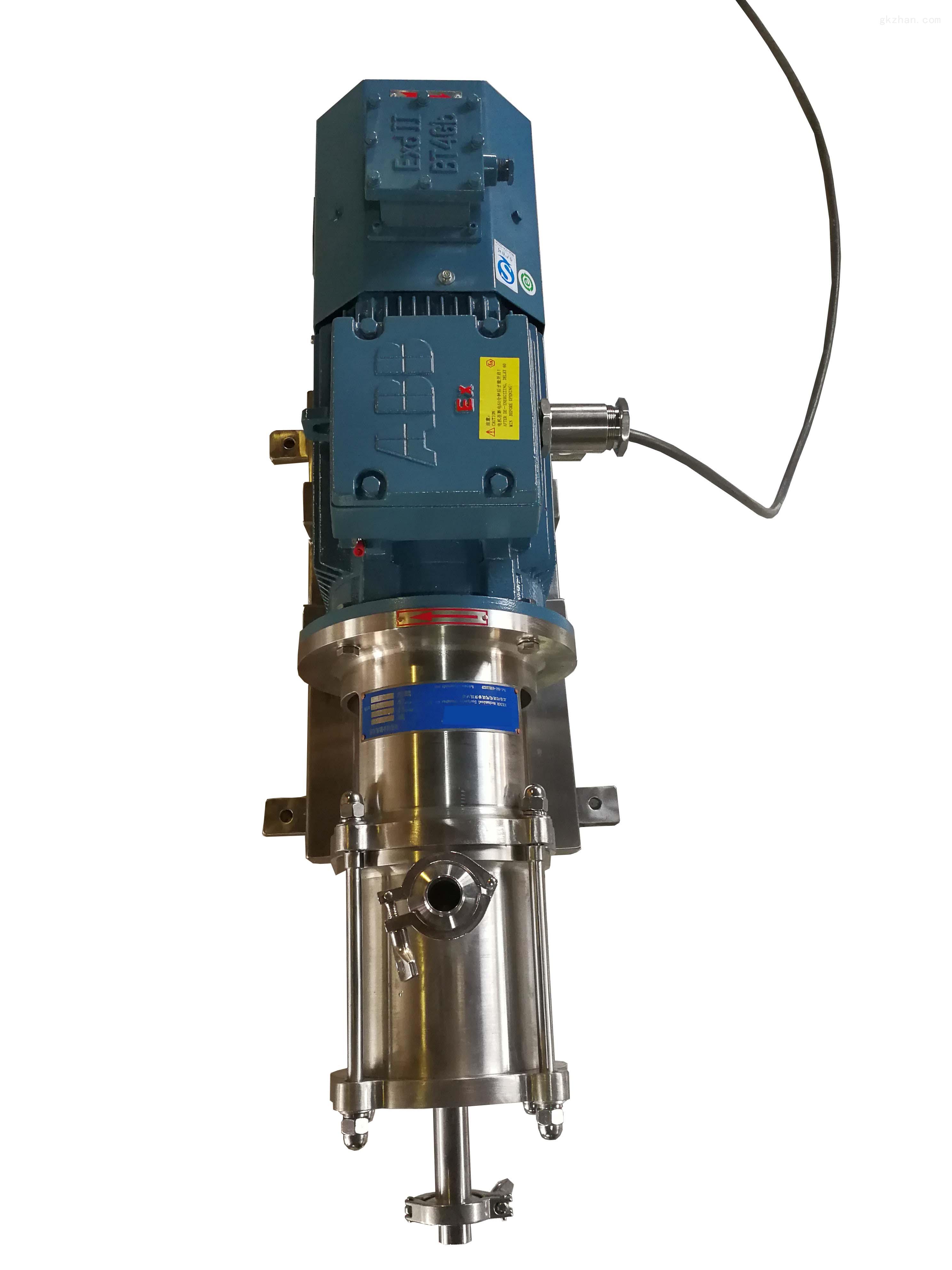 蛋白质分散剂均质乳化泵