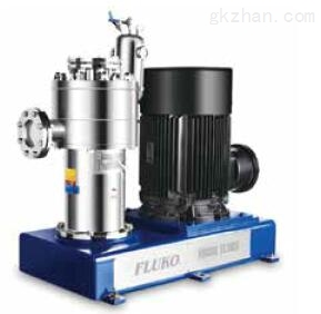 移动食品管线式乳化泵