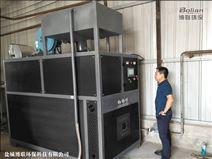 临汾板材热压机配套博联燃气模温机用气省