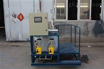 云南昭通氨和联氨加药装置设备运行