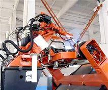 焊接机器人(汽车门)