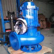 东坡150WQ自动搅匀潜水排污泵