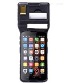 安卓手持终端PDA条码扫描热敏打印一体机